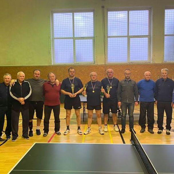 Stolný tenis 2019