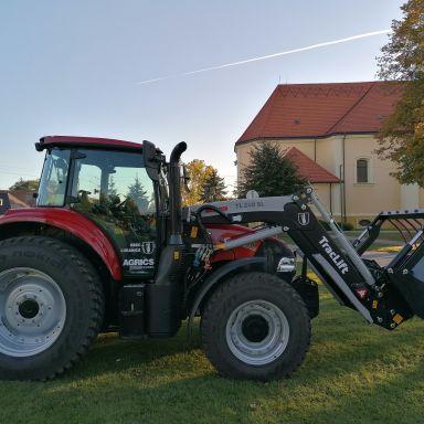 Dotácia 70 000 € na nový traktor
