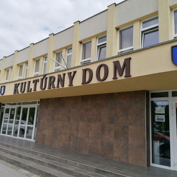 Označenia verejných budov v obci