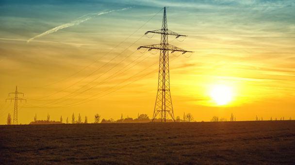 Elektrické vedenie vysokého napätia