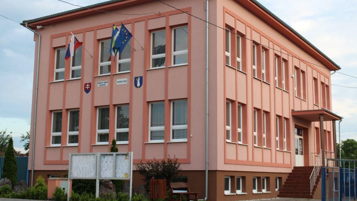 Zatvorený obecný úrad od 09.11.2020 do 13.11.2020