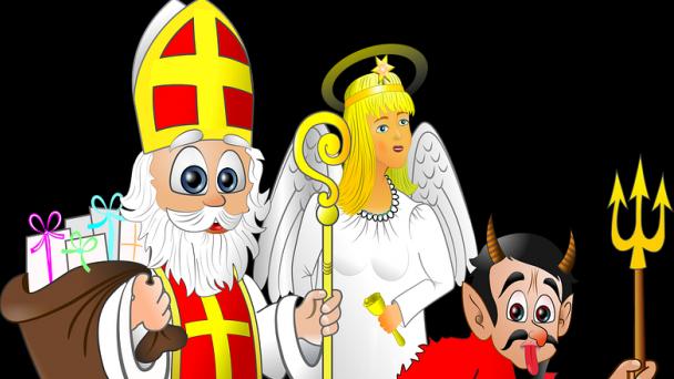 Sv. Mikuláš príde do Ludaníc v sobotu 5.12.2020