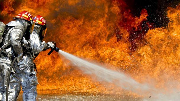 Vyhlásenie času zvýšeného nebezpečenstva vzniku požiaru v okrese Topoľčany