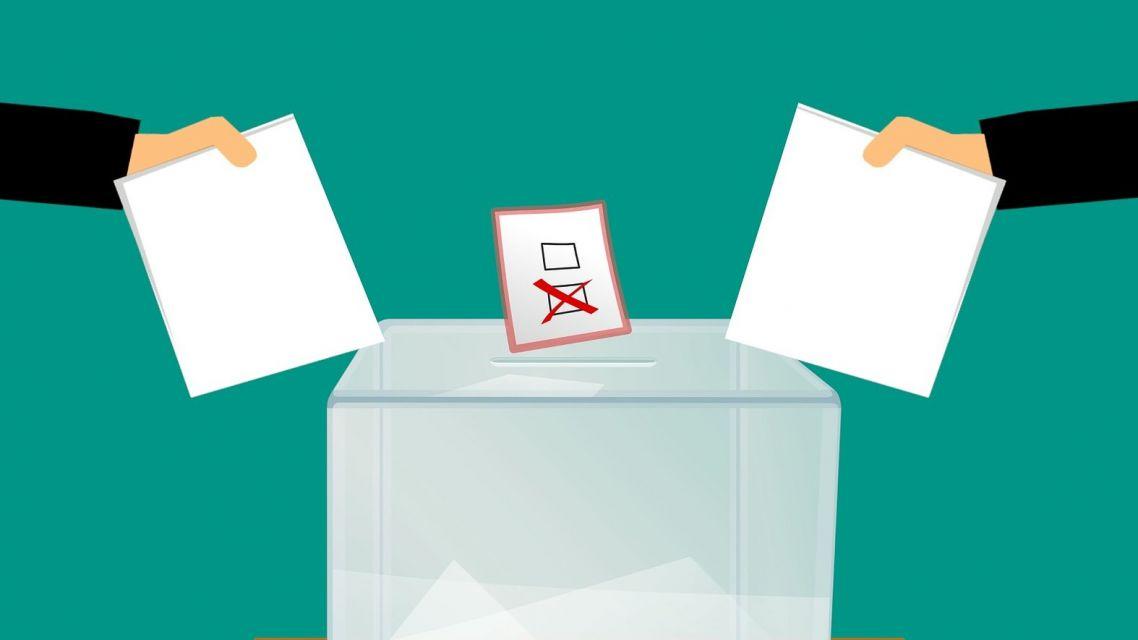 Informácia o podmienkach práva voliť a práva byť volený