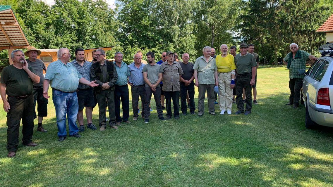 70 rokov poľovníctva v Ludaniciach a okolí